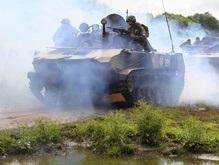 Военные действия в Южной Осетии продолжаются