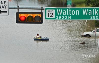 Выросло количество жертв наводнений в Техасе