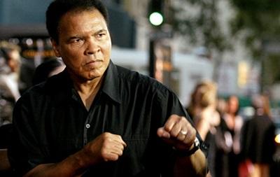 Умер легендарный боксер Мохаммед Али