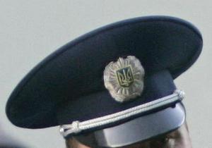 В Харьковской области милиционер сбил женщину