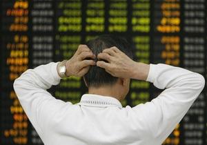 Обзор: украинские биржи закрылись снижением