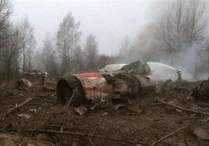 Украинские пилоты смогли посадить ТУ-154 в условиях смоленской катастрофы