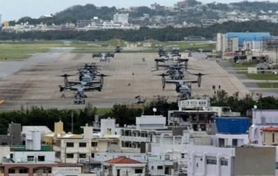 США ввели  сухой закон  для своих военных в Японии