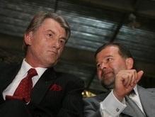 Ющенко и Балога перечислят свои недельные зарплаты детдому