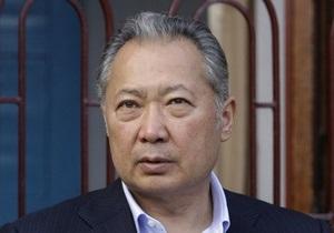 В доме семьи Бакиева нашли зверей, занесенных в Красную книгу Кыргызстана