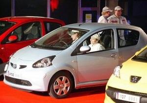 Европейцы купили в 2010 году на 5,5% легковых авто меньше, чем в 2009