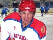 Погиб легендарный советский хоккеист