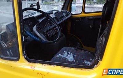 В Киеве конфликт на дороге закончился стрельбой