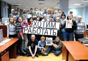 Главред Газеты по-киевски: На нашем примере тестируется вариант поведения с прессой в Украине