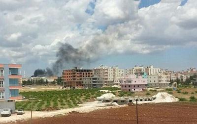 В Турции прогремел взрыв возле полицейского участка