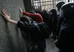 Корреспондент: Почти 800 тысяч украинцев пострадали от действий милиции в 2010 году