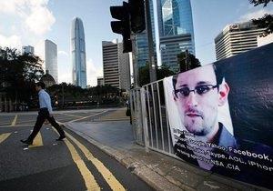 Сноуден разослал секретную информацию  нескольким людям  - источник