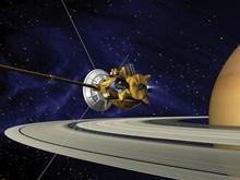 Cassini обнаружил у Сатурна необычные кольца