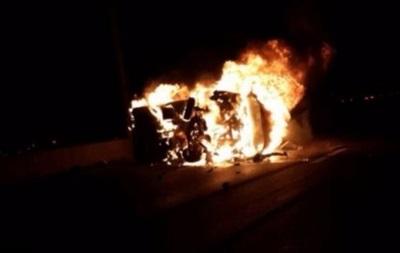 В Таиланде загорелся автобус: погибли 11 учителей