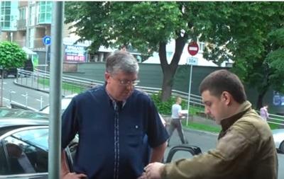 ГПУ показала, как задерживали Сухомлина: видео