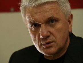 Литвин рассказал, почему плакал на съезде Народной партии