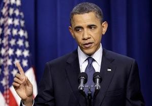 Обама предрекает миру новый финансовый кризис