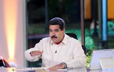 Президент Венесуэлы отложил референдум о своей отставке