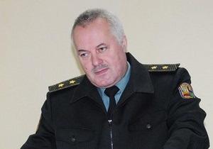 Янукович уволил начальника Генштаба. Новым главнокомандующим назначен Замана