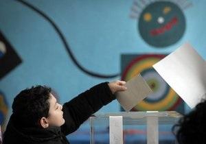 В Болгарии проходят досрочные всеобщие выборы