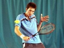 Теннис: Стаховский вышел в четвертьфинал турнира в Загребе