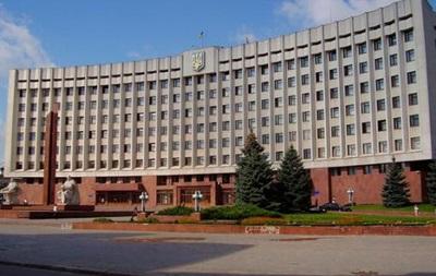 Ивано-Франковский облсовет требует федеративных отношений с Киевом