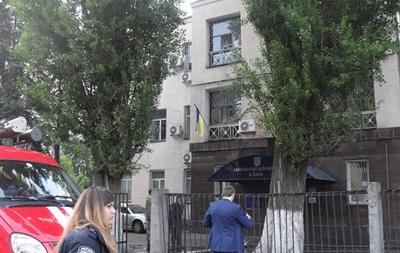 По пожару в Соломенском суде Киева заведено дело