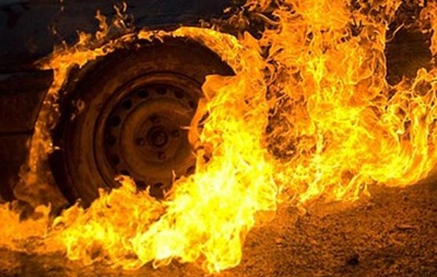 На Харьковщине подорвали авто экс-мэра