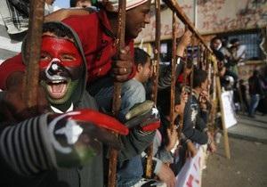 НПС призвал ливийцев присоединиться к новой революции