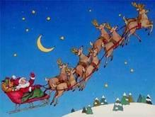 Американские военные следят за Санта Клаусом