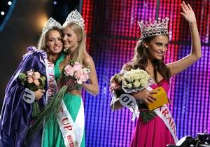 Фотогалерея: Кто Памеле всех милее? Заморские знаменитости выбрали Мисс Украина-2010