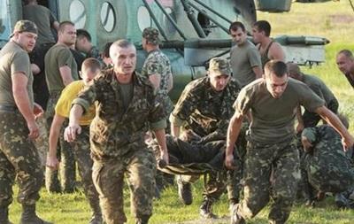 В Днепр за выходные привезли 21 раненого