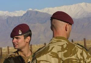 Британские военные потери в Афганистане неуклонно растут