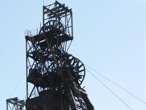 В Днепропетровской области загорелась шахта