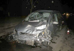В Николаеве по вине нетрезвого водителя погиб человек
