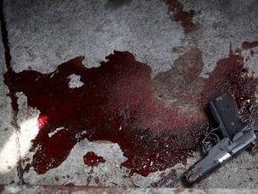 В Киеве совершено вооруженное нападение на заправку. Ранен кассир