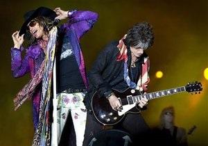 В июле Aerosmith начнут работу над новым альбомом