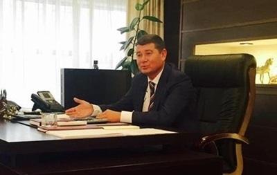 В НАБУ заявили об аресте самолета Онищенко