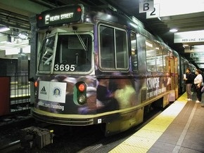 В бостонской подземке столкнулись два поезда: около 50 пострадавших