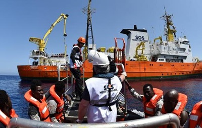 Врачи без границ  отказались принимать помощь от ЕС из-за сделки с Турцией