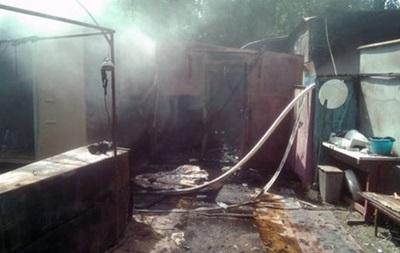 В Кременчуге взрыв на лодочной станции, есть жертвы