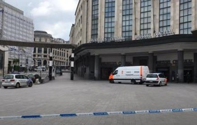 Вокзал Брюсселя эвакуировали из-за подозрительных чемоданов