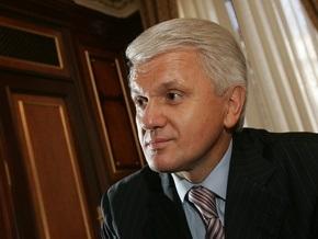 Литвин открыл Раду и поблагодарил президента Европарламента за благородство
