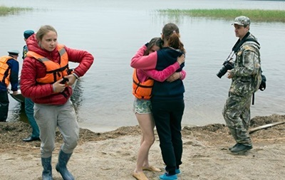ЧП на озере в Карелии: 12 детей находятся в больницах