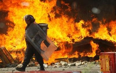 В столкновениях на юге Мексики погибли шесть человек