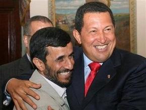 Венесуэла и Иран подписали договор о военном сотрудничестве