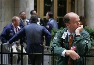 Украинские биржи открылись резким падением из-за Японии