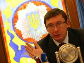 Луценко попросит Кабмин перенести техосмотр автомобилей на следующий год