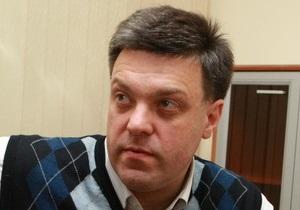Электоральные настроения украинцев: Тягнибок обошел Симоненко