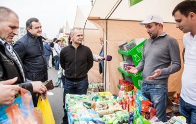 В Киеве запретили продуктовые ярмарки из-за жары